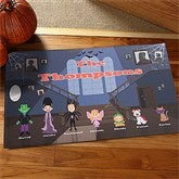 Haunted House Character Collection Standard Doormat - 12296