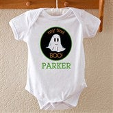 My First Boo Personalized Baby Bodysuit - 12313-BB