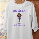 Sister Character© Personalized Nightgown - 12315-NG