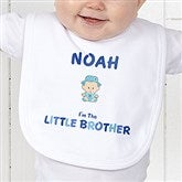 Brother Character© Personalized Bib - 12316-B
