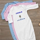 Brother Character© Personalized Baby Gown - 12316-G