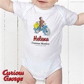 Curious George® Baby Bodysuit - 12317BB