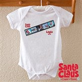 Santa Claus Is Comin' To Town® Baby Bodysuit - 12319-BB