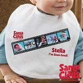 Santa Claus Is Comin' To Town® Infant Bib - 12319B