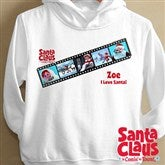 Santa Claus Is Comin' To Town® Hooded Sweatshirt - 12319THS
