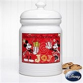 Disney® Season Of Wonder Personalized Cookie Jar - 12328