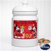 Disney® Season Of Wonder Personalized Cookie Jar - 12328