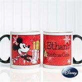 Disney® Season Of Wonder Personalized Mickey Mouse Coffee Mug - 12332