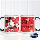 Disney® Season Of Wonder Personalized Minnie Mouse Coffee Mug - 12333