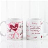 Love Life Personalized Coffee Mug - 11oz. - 12350-S
