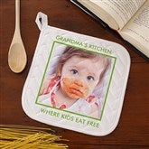 Picture Perfect Personalized Potholder - One Photo - 12384-P1
