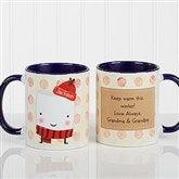 Marshmallow Personalized Mug 11 oz.- Blue - 12412-BL