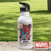 Marvel Retro® Personalized Water Bottle - 12488