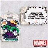 Marvel Retro® Personalized Luggage Tag Set - 12491
