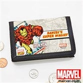 Marvel Retro® Personalized Wallet - 12493
