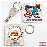 Marvel Retro® Personalized Key Ring - 12495