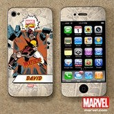 Marvel Retro® Design-A-Skin™ For iPhone® - 12496