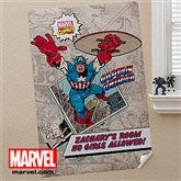 Marvel Retro® Personalized Poster - 24