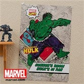 Marvel Retro®  Personalized Poster - 12