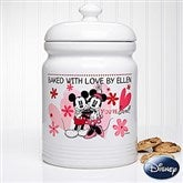 Disney® You're Sweet Personalized Cookie Jar - 12502