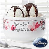 Disney® You're Sweet Personalized Bowl - 12505-N