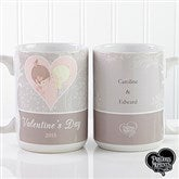 Precious Moments® Love Personalized Coffee Mug- 15 oz. - 12511-L