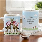 Let's Neck Personalized Coffee Mug- 11 oz. - 12525-S