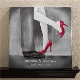 Head Over Heels Personalized Canvas Art-12