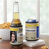 Driver's License Personalized Can & Bottle Wrap - 12593