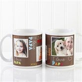Loving You Personalized Photo Coffee Mug 11 oz.- White - 12605-W