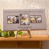 A Wonderful Life Memorial Photo Canvas-3 Photos - 12638-3