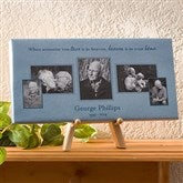 A Wonderful Life Memorial Photo Canvas-5 Photos - 12638-5