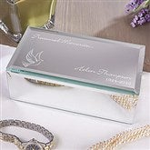In Loving Memory Engraved Reflections Keepsake Box-Small - 12652-S