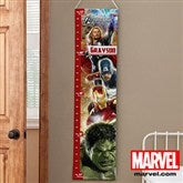 The Avengers® Personalized Growth Chart - 12670