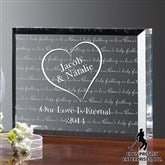 Elvis Can't Help Falling In Love With You™ Personalized Keepsake - 12672