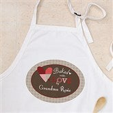 Baked With Love Personalized Apron - 12685-A