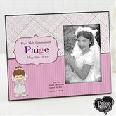 Precious Moments® Personalized 1st Communion Frame - 12695