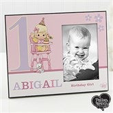 Precious Moments® Personalized 1st Birthday Frame - 12705
