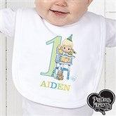 Precious Moments® 1st Birthday Infant Bib - 12707-B