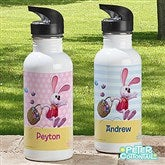 Peter Cottontail® Personalized Water Bottle - 12721