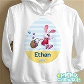 Peter Cottontail® Easter Toddler Hooded Sweatshirt - 12724THS