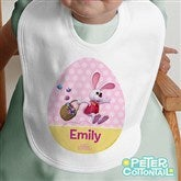 Peter Cottontail® Easter Infant Bib - 12724B
