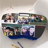 Best Friends Personalized Photo Collage Lap Desk - 5 Photos - 12727-5