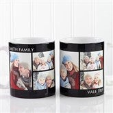 Picture Perfect Personalized Photo Mug- 15 oz.-4 Photo - 12730-L4