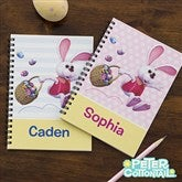 Peter Cottontail® Personalized Mini Notebooks-Set of 2 - 12735