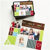 Photo Fun Personalized  252 Pc Photo Puzzle & Tin - 12744-252
