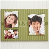 3 Photo Collage Canvas Print - 12