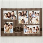 5 Photo Collage Canvas Print - 16