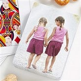 Photo Collage Personalized Photo Playing Cards - 1 Photo - 12759