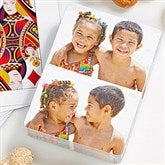 Photo Collage Personalized Playing Cards- 2 Photos - 12759-2